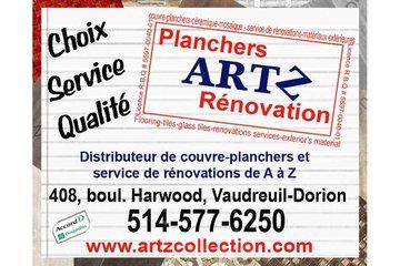 Artz Rénovation Planchers et céramique Vaudreuil-Dorion Flooring