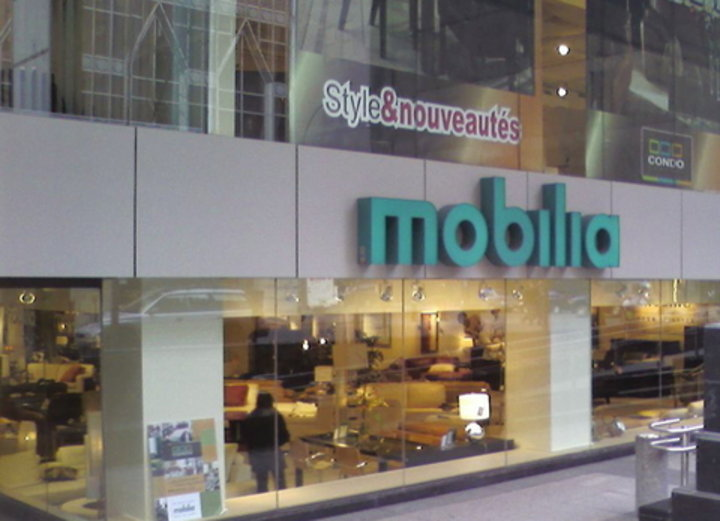 Mobilia interiors inc montr al qc ourbis for Mobilia internet
