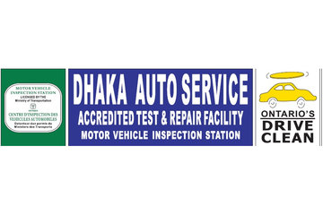 Repair car from Dhaka Auto Service Inc