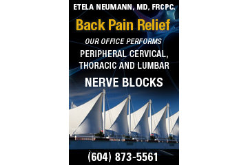 Vancouver Nerve Block Clinic in Vancouver