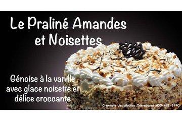 Crémerie Des Moulins in Terrebonne: Gâteau praliné