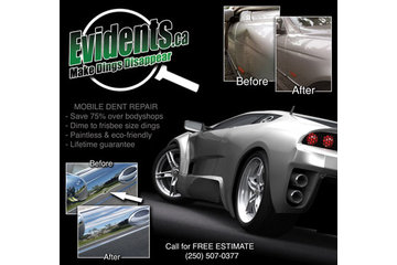 Evidents - Mobile Dent Repair