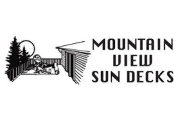Mountain View Sun Decks