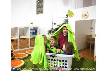 Natis Design à Vaudreuil Dorion: couverture-blanket-childcare-provider-polar-fleece