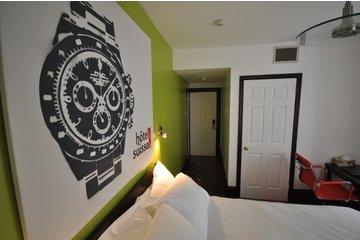 Swiss Hotel in Ottawa: Swiss Hotel Standard Double