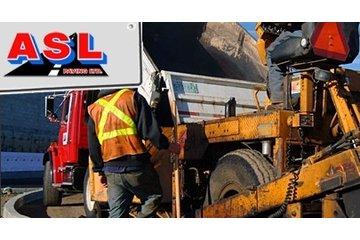 A S L Paving Ltd