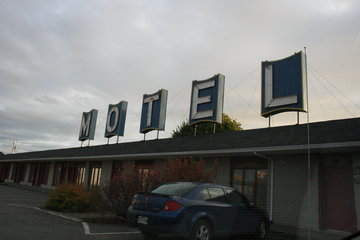 Motel Boulevard Cartier Inc