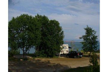 Camping Falaise Sur Mer à Saint-Siméon: Croissant de la Falaise