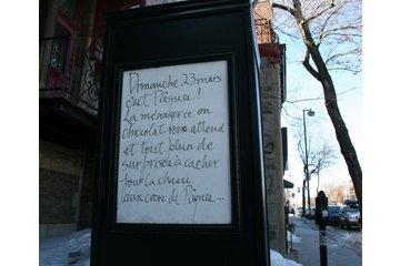 Confiserie Louise Décarie à Montréal