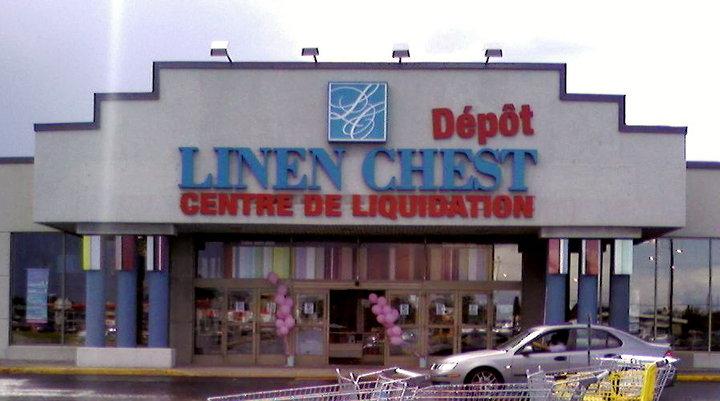 Linen chest d p t centre de liquidation brossard qc ourbis for Centre liquidation matelas