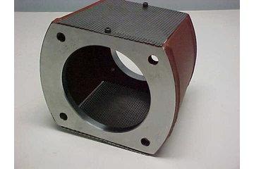 Produits D'Acier Métalpro Inc in Sainte-Anne-des-Plaines: Adaptateur pour moteur hydraulique.