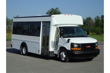 Autocar Chartrand inc in Laval: Minibus