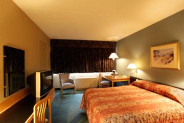 Motel - Hotel Forestel in Val-d'Or: Chambre régulière
