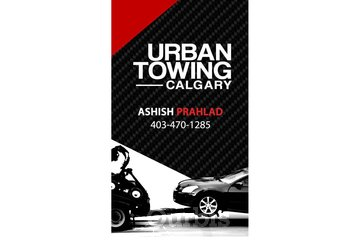 Urban towing ltd in calgary: Urban towing ltd