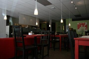 Café Zira à Saint-Hyacinthe: Intérieur
