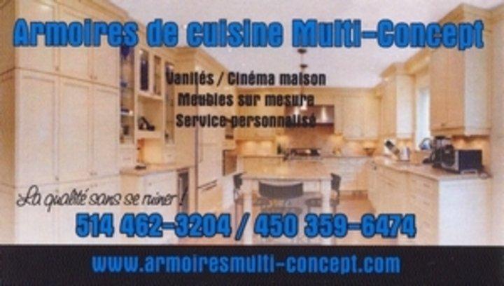 armoire de cuisine multi concept saint jean sur