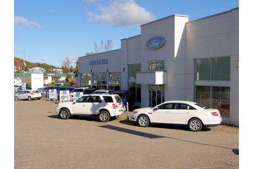 Desrosiers Ford Inc in Sainte-Agathe-des-Monts