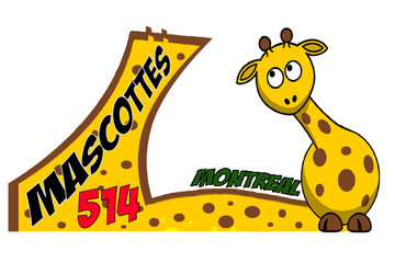 Mascottes 514 à Montréal: Logo de Mascottes514