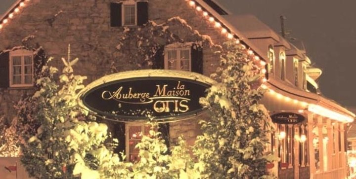 Auberge la maison otis baie saint paul qc ourbis for Auberge maison otis baie st paul