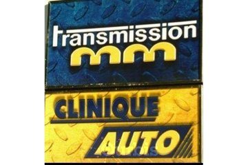 CliniqueAuto MM Inc in Quebec: image du logo du garage de mécanique automobile CLINIQUEAUTO mm Québec