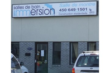 Salles De Bain Immersion Inc à Sainte-Julie