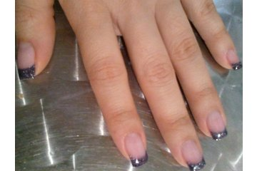Bio Sculpture Gel Nails. UV Gel Nails. Manicure Pedicure. Waxing. Angles Royal Oak 263.3365 in Calgary