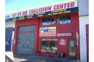 24HR Collision Center-autobody collision repair vancouver in Vancouver: front view