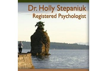 Dr. Holly Stepaniuk, Registered Psychologist