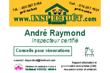 Services d'inspection Inspectout