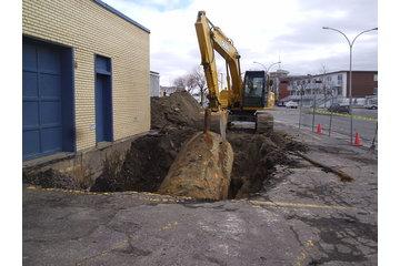 Spheratest Environnment in Montréal: Réhabilitation