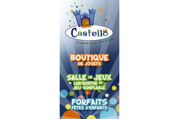 Castello Le Monde Du Jeu Et De La Fête Inc