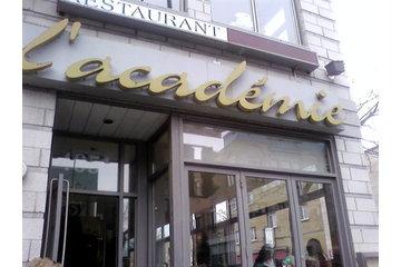 Restaurant L'Academie à Montréal