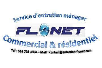 FloNet/Lavage de vitres commercial et résidentiel