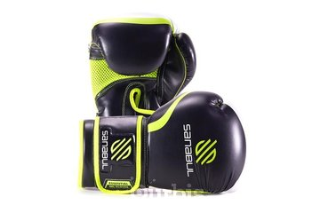 Sanabul Canada in BURNABY: Gel Boxing Gloves – Green