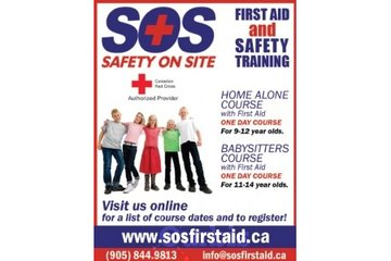 SOS Safety on site