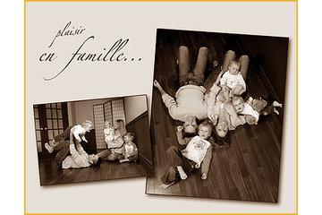 Studio de Photographie Stéphane Larivière in Rigaud: Famille décontractée