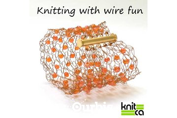 Knitca in Mississauga: Knitting with wire