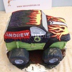Edmonton Bakeries Birthday Cakes