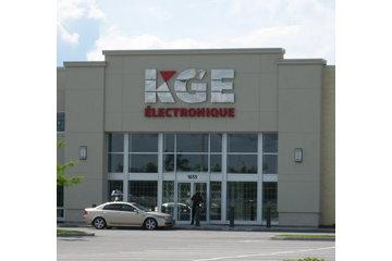 Kge Inc à Saint-Hubert