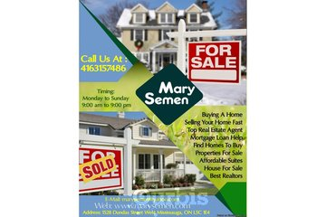 House for sale Brampton | Mary Semen (Sales Representative)