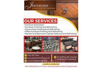 Easy furniture refinishing services Toronto