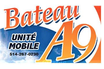 Bateau A9 Unité Mobile