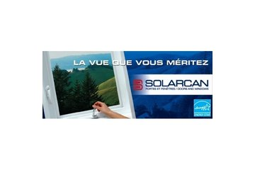 Solarcan Portes & Fenêtres Inc in Longueuil: Solarcan Portes & Fenêtres Inc