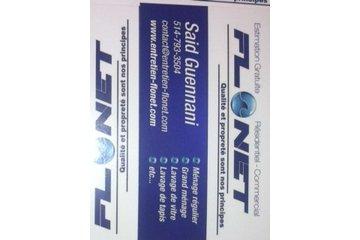 Service de nettoyage commercial et résidentiel FloNet