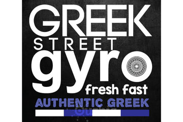 Greek Street Gyro