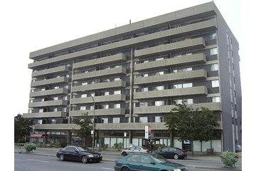 Le Portneuf Appartements in Montréal: exterieur