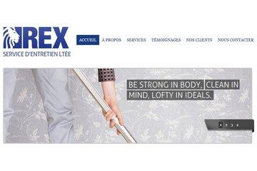 Entretien Rex Ltée à Montréal