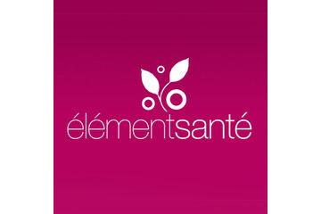 Élément Santé à Montréal: Logo Élément Santé une couleur