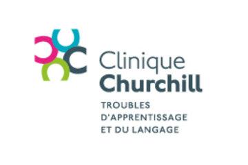 CLINIQUE CHURCHILL - Troubles d'apprentissage et du langage