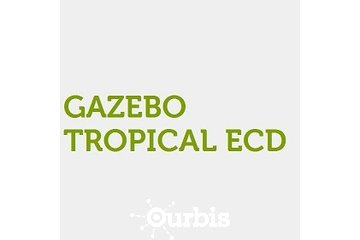 Gazebo Tropical ECD